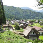 白川郷、兼六園、相倉合掌造りを観にキャンプツーリング(NMAX155)
