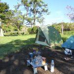 仕事前日に行ってしまうキャンプ。