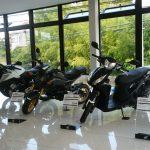 個人バイク店がホンダドリームに変わってて驚いた話。