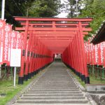まけきらい稲荷神社と篠山城跡で黒豆ソフトなツーリング!(NMAX)