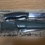 モーラナイフ買ったのでフェザースティック作るぞい!